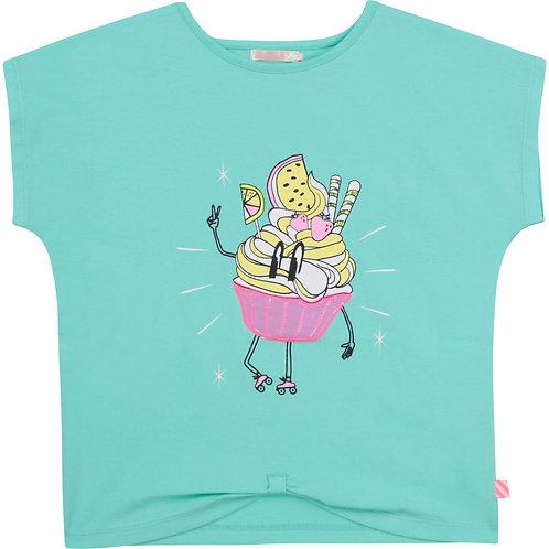"""""""Cupcake"""" T-Shirt Billieblush Mädchen"""