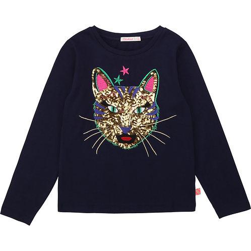 """Cat"" T-Shirt Billieblush"