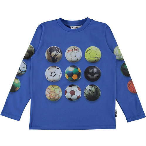 """Reif Footballs"" T-Shirt Molo"