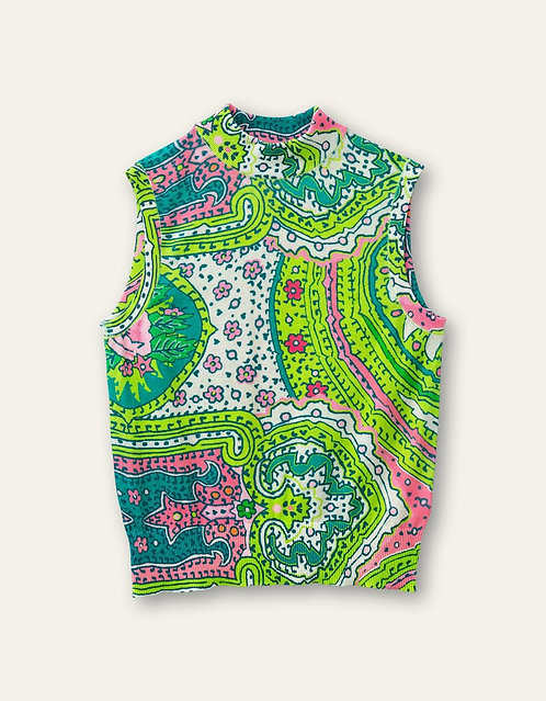 """""""Kirby""""Pullover Top Oilily"""