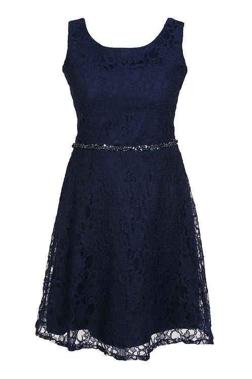 Spitzen Kleid - G.O.L.