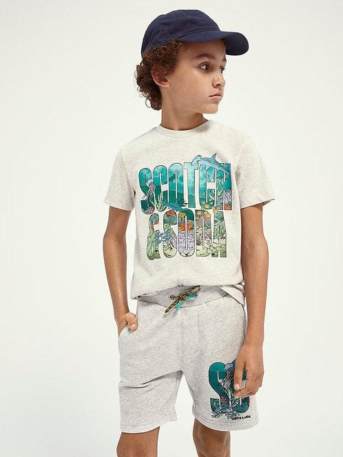 """Seaworld"" Jungs T-Shirt Scotch & Soda"