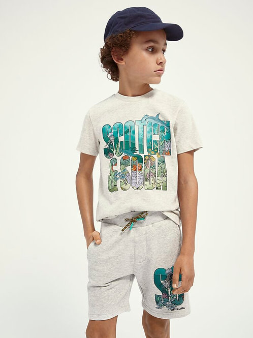 """Seaworld"" Jungs T-Shirt Scotch & Soda"
