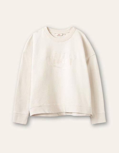 """Hoppin"" Sweatshirt Oilily"