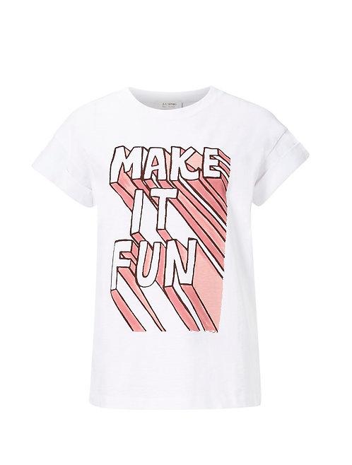 """Fun"" T-Shirt Rich & Royal"