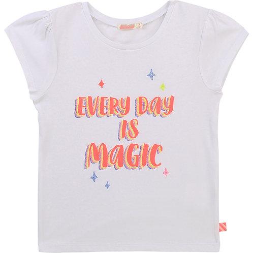 """""""Magic"""" T-Shirt Billieblush Mädchen"""