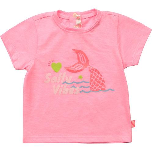 """Salty Vibes"" T-Shirt Billieblush"