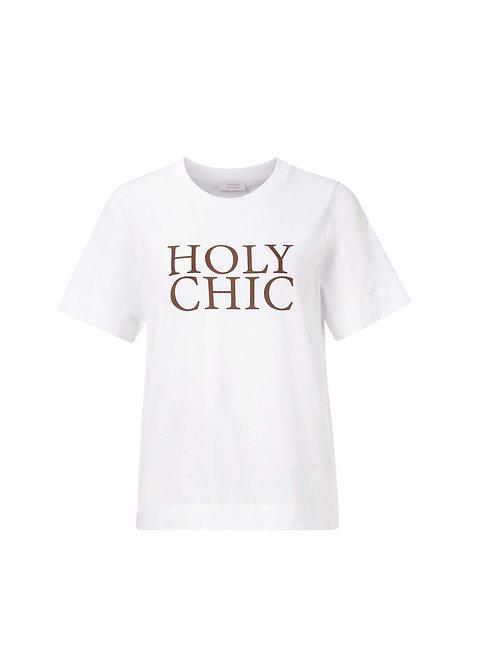 """""""Holy Chic"""" Shirt Rich & Royal"""