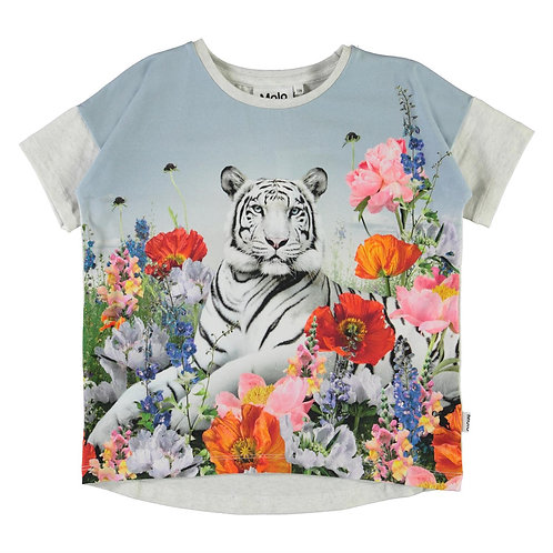 """""""Raesa Tiger"""" T-Shirt Molo"""