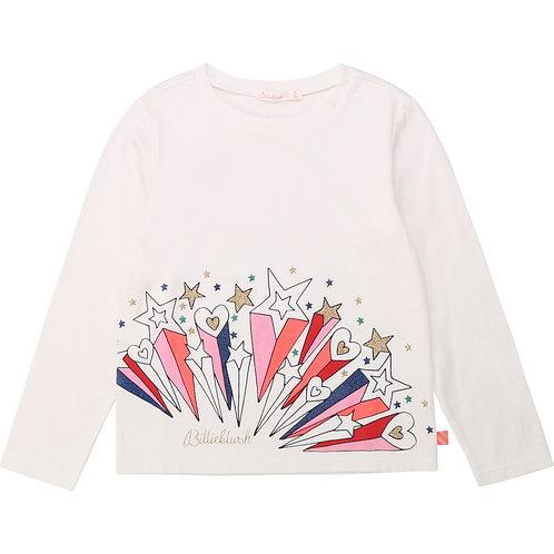 """""""Feuerwerk"""" T-Shirt Billieblush"""