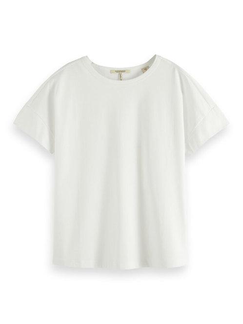 """""""Basic"""" T-shirt Scotch&Soda Damen"""