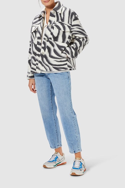 """""""Slouchy"""" Mom Fit Jeans Rich & Royal"""