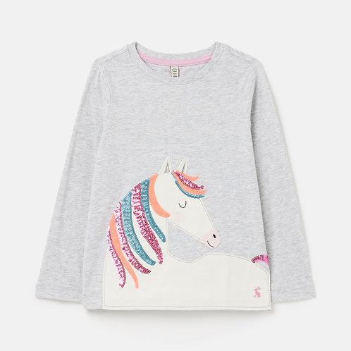 """""""Ava"""" Mädchen T-shirt Joules"""
