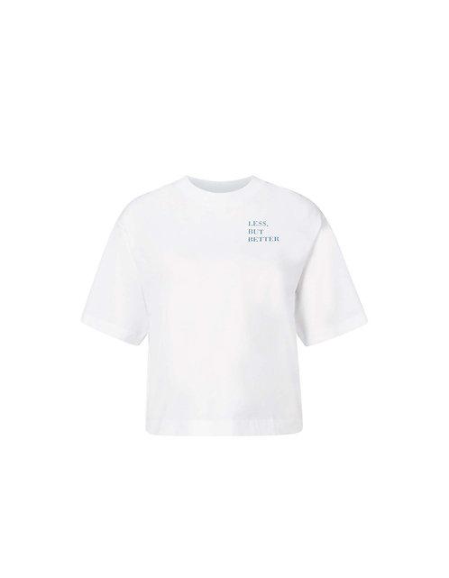 """Better"" Cropped Shirt Rich & Royal"
