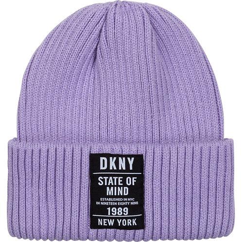 """Violett Dream"" Mädchen Mütze DKNY"