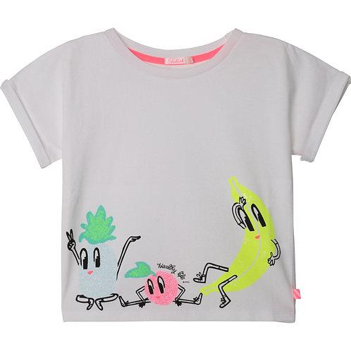 """Fruit"" T-Shirt Billieblush Mädchen"