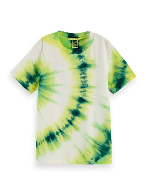"""Green Bartik"" Jungs T-Shirt Scotch & Soda"