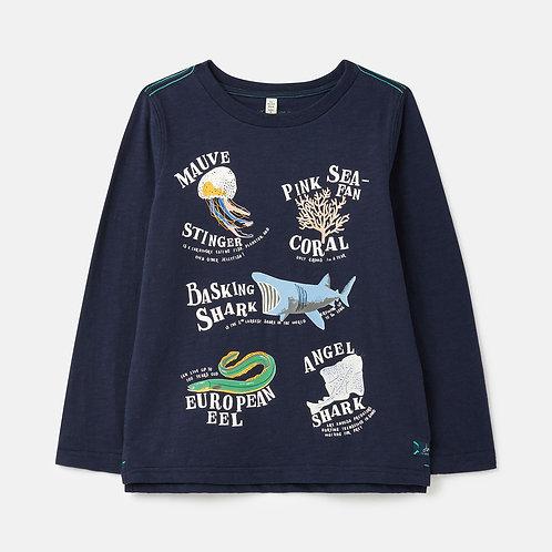 """Raymond"" Jungs T-shirt Joules"