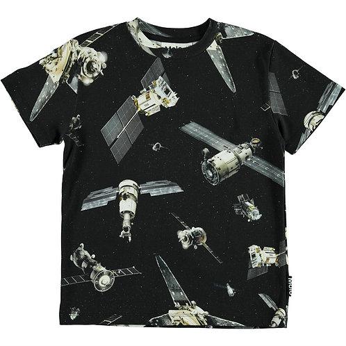 """""""Roxo"""" T-shirt Molo"""