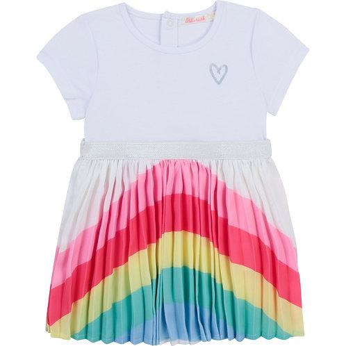 """""""Rainbow"""" Kleid Billieblush Mädchen"""