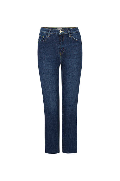 """Vintage Straight"" Mom Jeans Rich & Royal"