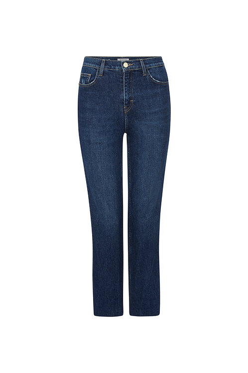 """""""Vintage Straight"""" Mom Jeans Rich & Royal"""