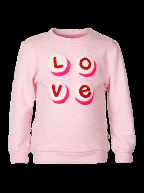 """Love"" Sweatshirt Le Big"