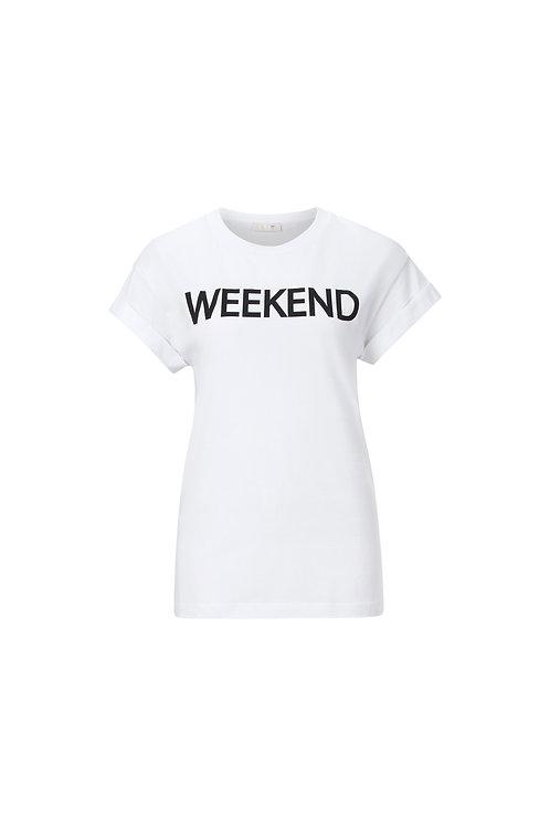 """Weekend"" Shirt Rich & Royal"