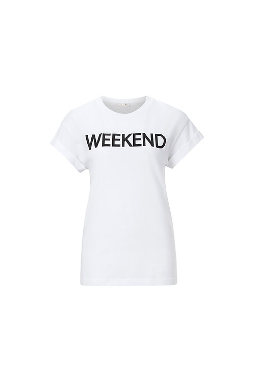 """Weekend"" Shirt Rich & Royal"