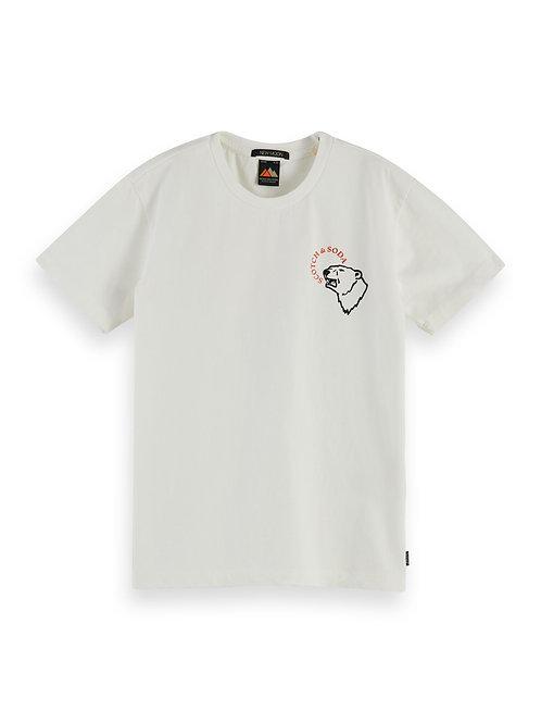 """Arktik"" T-Shirt Scotch & Soda"