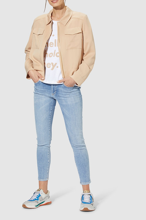 """Midi"" Skinny Fit Jeans Rich & Royal"