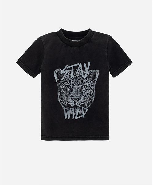"""""""Stay Wild"""" T-Shirt Kids YMLK"""