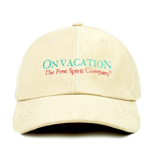 """""""On Vacation"""" Cap"""