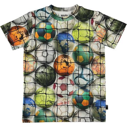"""Ralphie Footballs"" T-Shirt Molo"