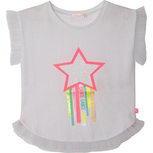 """Star"" T-shirt Billieblush Mädchen"