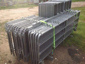 Sheep Display Panels ready for delivery
