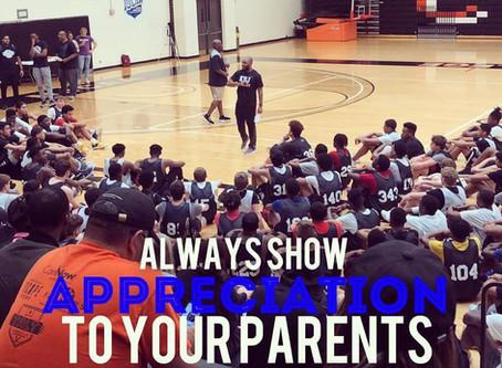 Teaching Gratitude & Appreciation