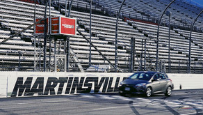 Drive your vehicle around Martinsville Speedway track for donation to Christmas Toy Drive