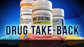 You can bring pills for disposal to the Martinsville Fire Department this Saturday