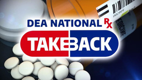 Prescription Drug Take Back Day is this Saturday in Martinsville