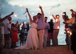 Post Ceremony Celebrations