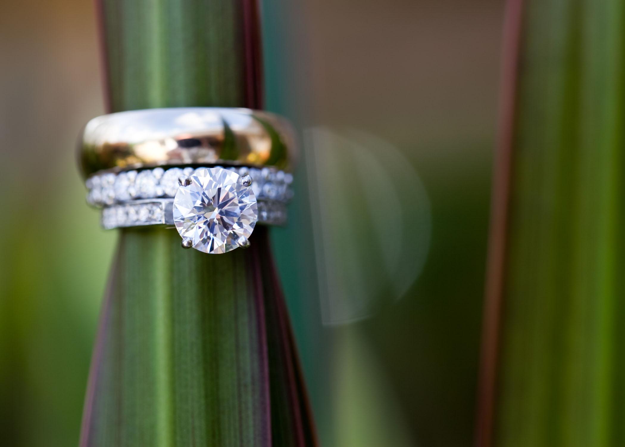 Sparkling Rings