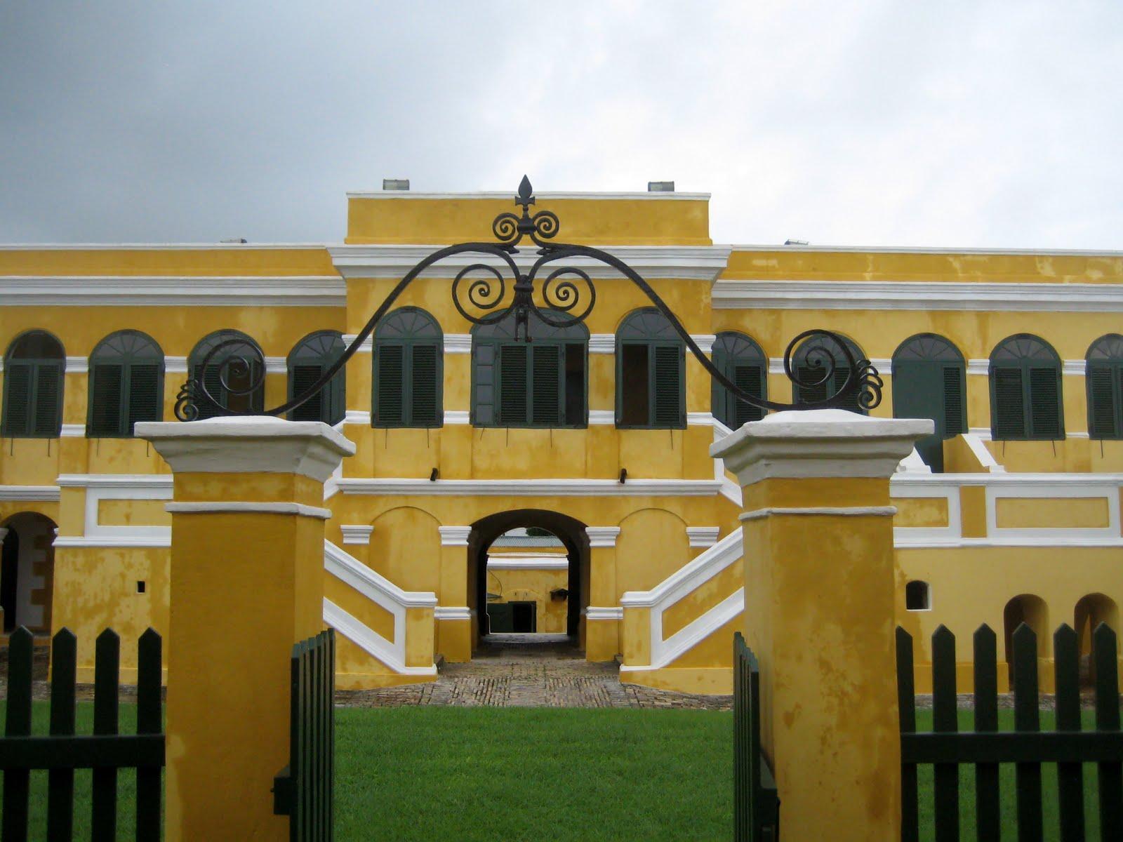 fort christiansvarn