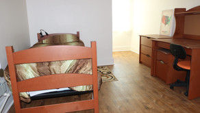 Newly Renovated Bedrooms
