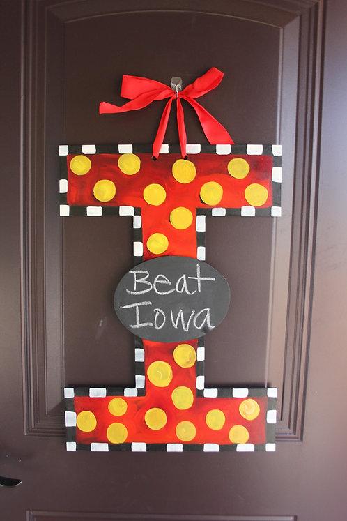 "Iowa State ""I"""