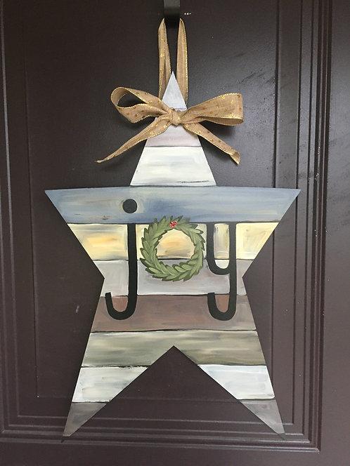 Christmas Joy Star