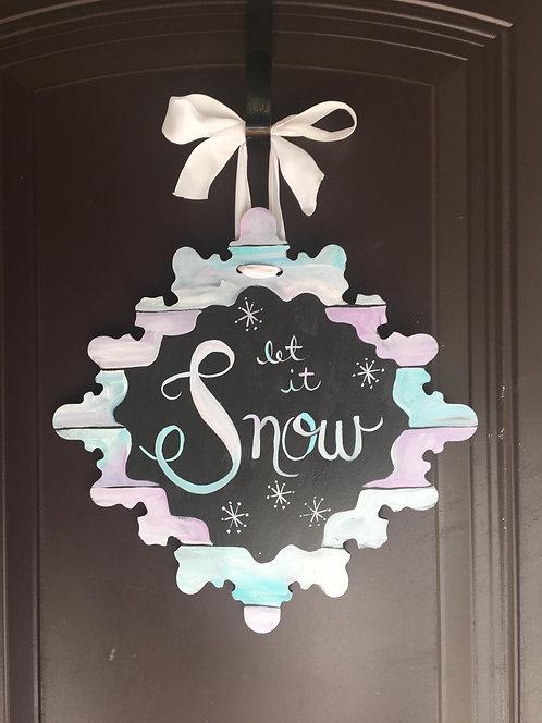 Snowflake Design 7