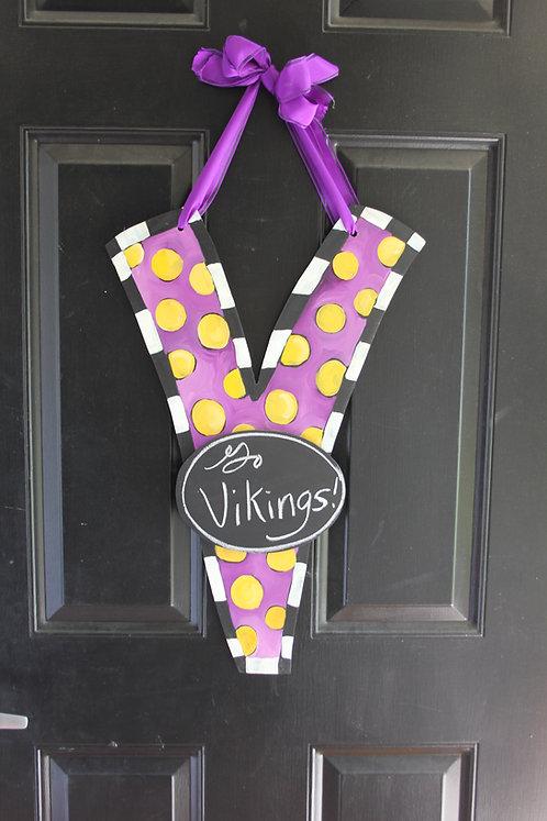 """Vikings """"V"""""""
