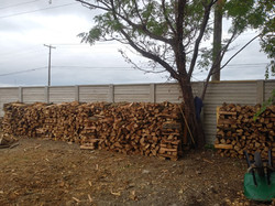 GI-Mow | Firewood Delivered and Stacked or Pickup Service
