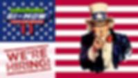 HIRING_American Flag-Uncle Sam-WeAre Hir